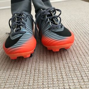 Nike Shoes - Nike Mercurial Superfly Soccer cleats 3y